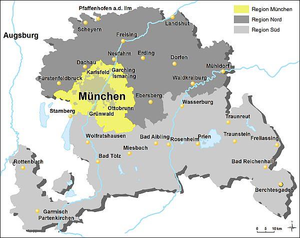 Seelsorgsregion München
