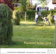 Herbstpfarrbrief 2014 Titel