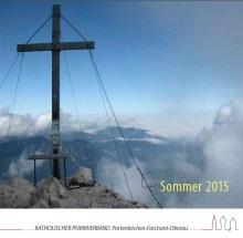 Sommerpfarrbrief 2015 Titel