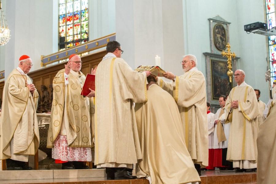 Bischofsweihe Rupert Graf Stolberg am 10.12.2016