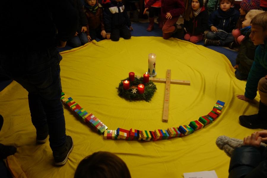 Kinderkirche Dezember