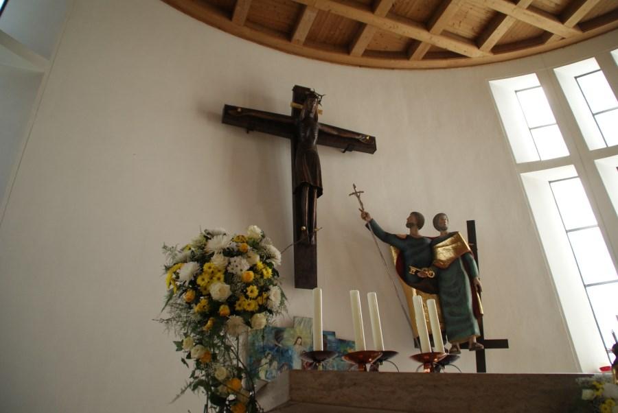 Kreuz / Petrus, Paulus