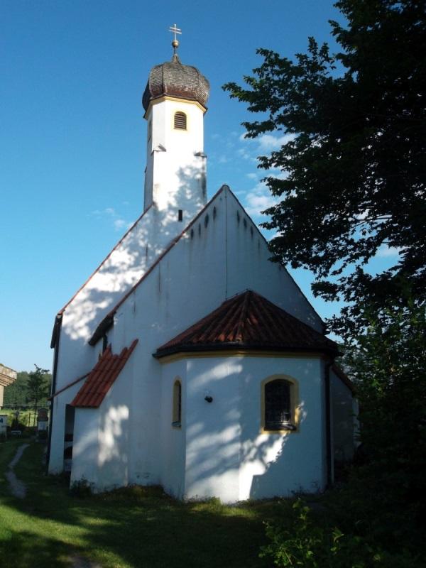 Zeller Kircherl von Osten
