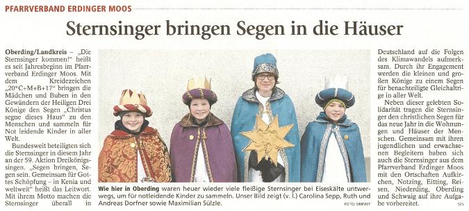 2017-01-04_Pressebericht_Sternsinger_Oberding_Erdinger_Anzeiger_03