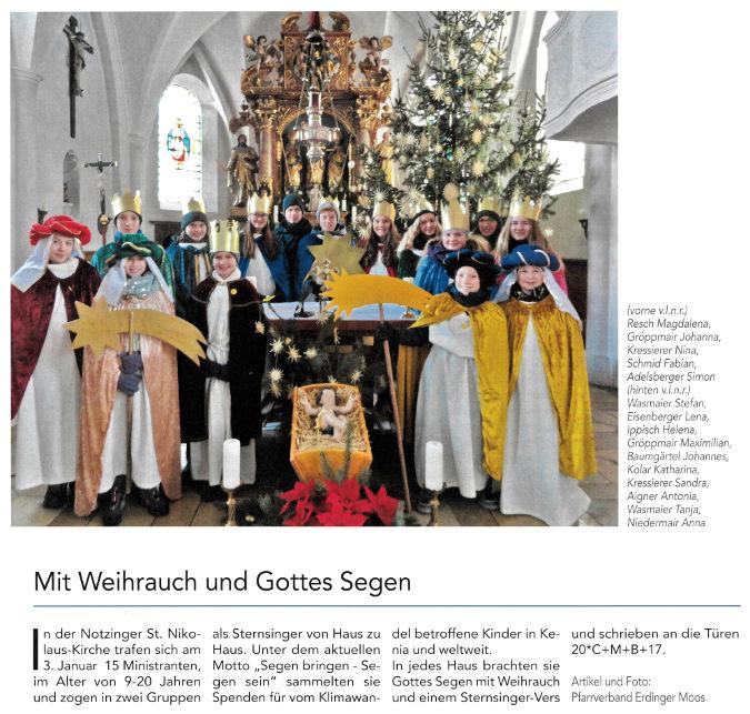 2017-01-13_Pressebericht_Sternsinger_Aufkirchen-Notzing_Oberdinger_Kurier_03
