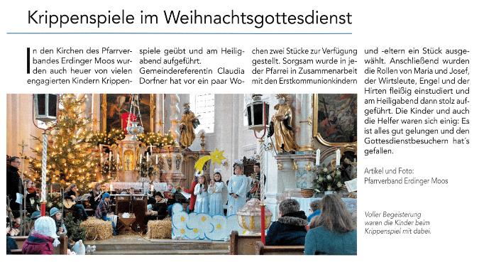 2017-01-13_Pressebericht_Krippenspiel_Niederding_Oberdinger_Kurier_03