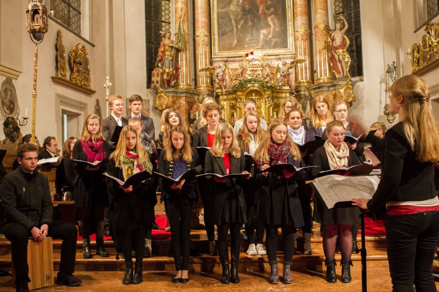 Jugendchor 2016 Kirchenkonzert
