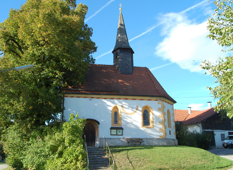 Filialkirche St. Leonhard, Esterndorf