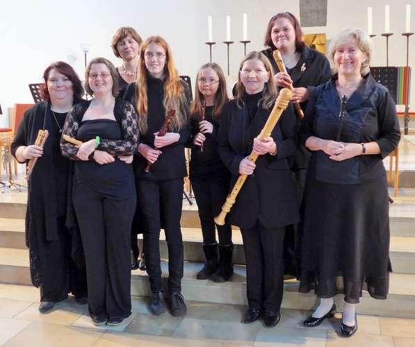 Flötengruppe Heilig Kreuz Dachau