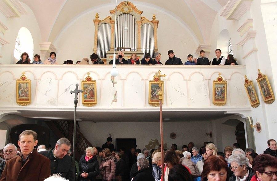 Altarweihe Auerbach