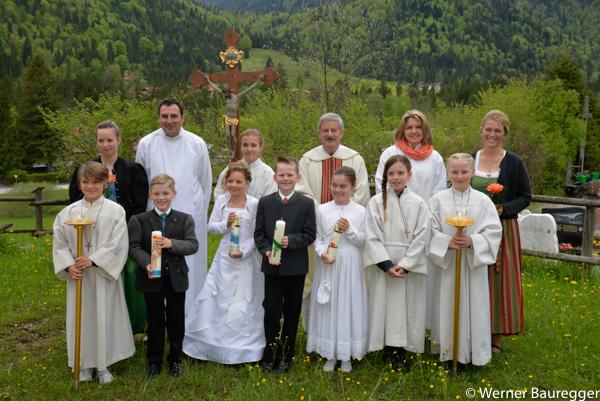 Erstkommunion St. Vinzenz