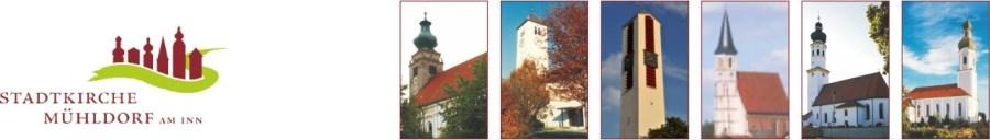Logo der Stadtkirche Mühldorf<br/>Banner