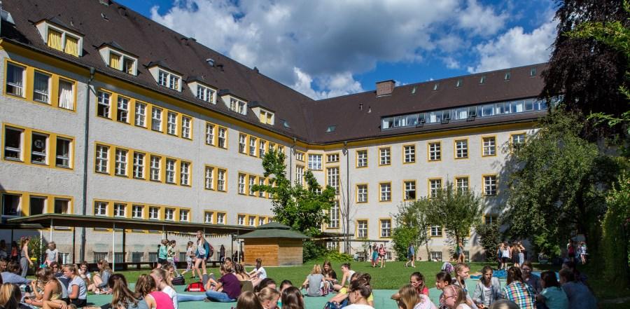 Irmengard-Schulen in Garmisch-Partenkirchen