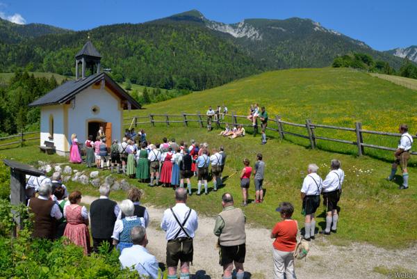 Maiandacht Jochbergkapelle-3