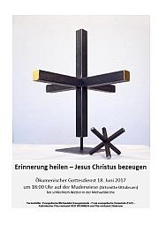 Einladung zum Ökumenischen Gottesdienst am 18.06.2017