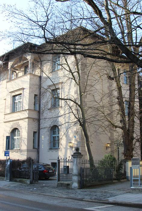 Ehe- und Familienberatungsstelle München, Rückertsstrasse