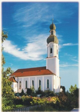 Kirche Mettenheim