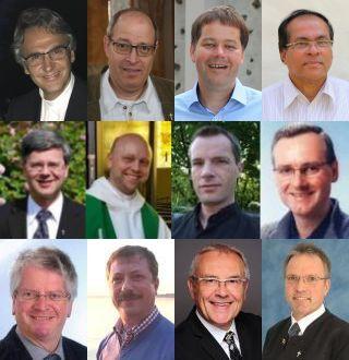 Stellenwechsel leitender Priester