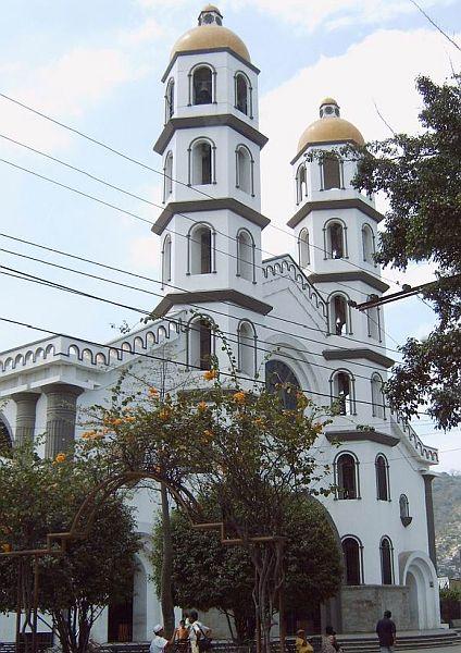 Kathedrale Portoviejo, Ecuador