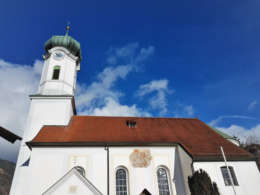 Kirche St. Andreas Farchant