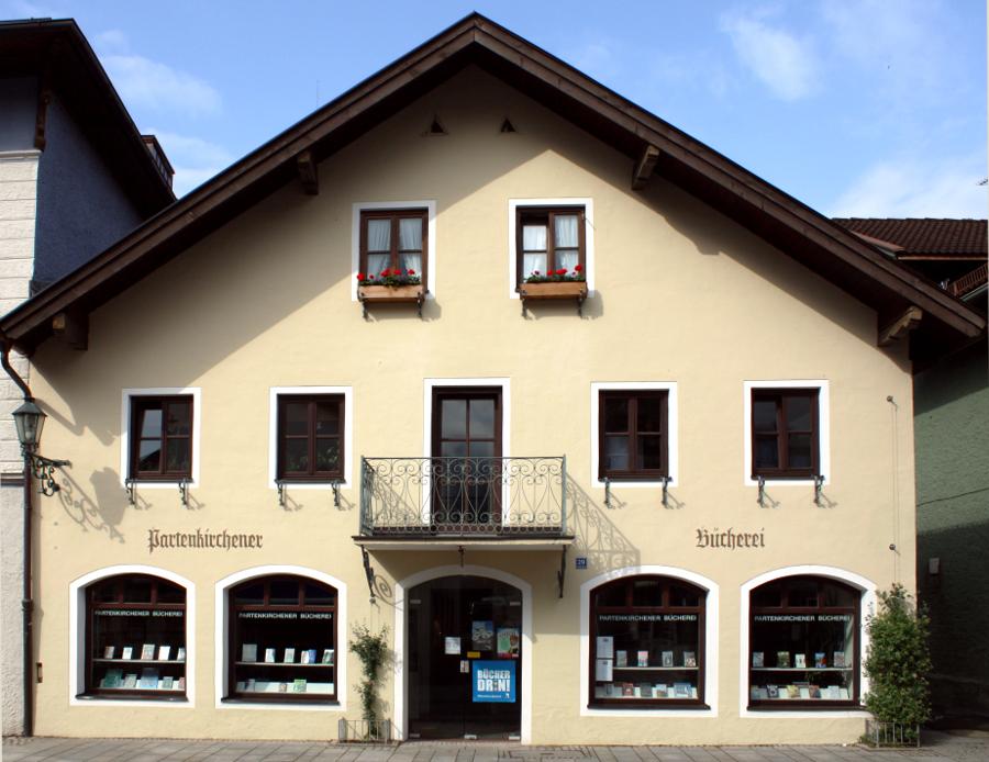 Bücherei Partenkirchen