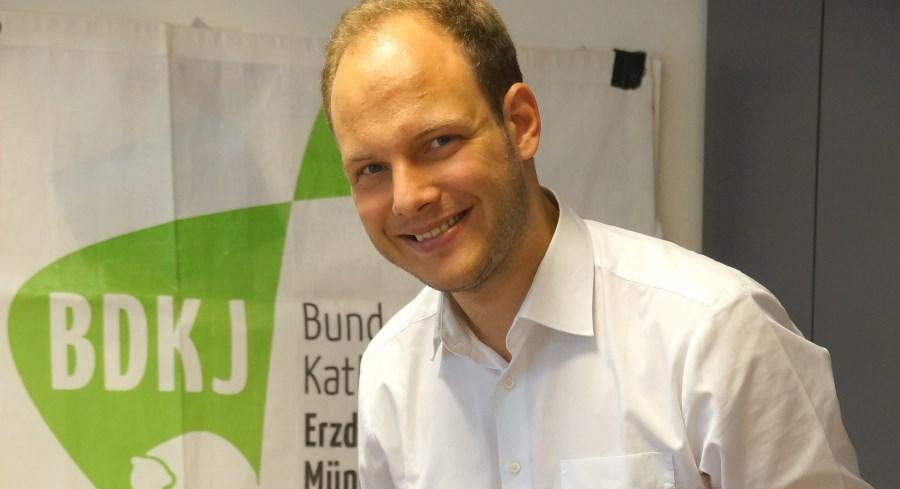 Porträt Sebastian Appolt