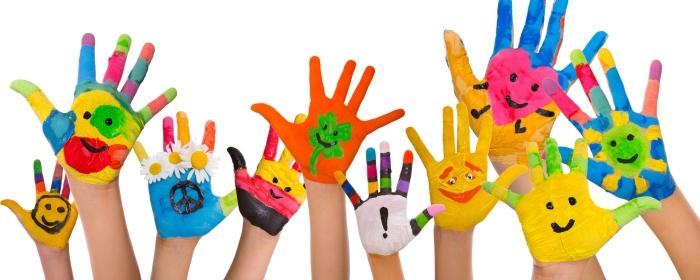 jeunesse mains