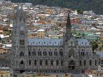 Kathedrale Quito, Ecuador