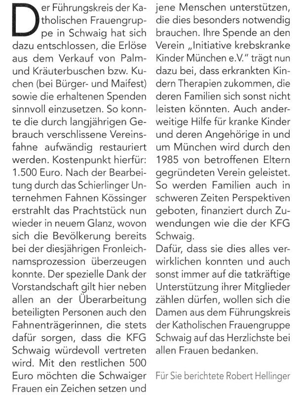 2017-09-15_Pressebericht_Fahnenrestaurierung_Schwaig_Oberdinger_Kurier_03