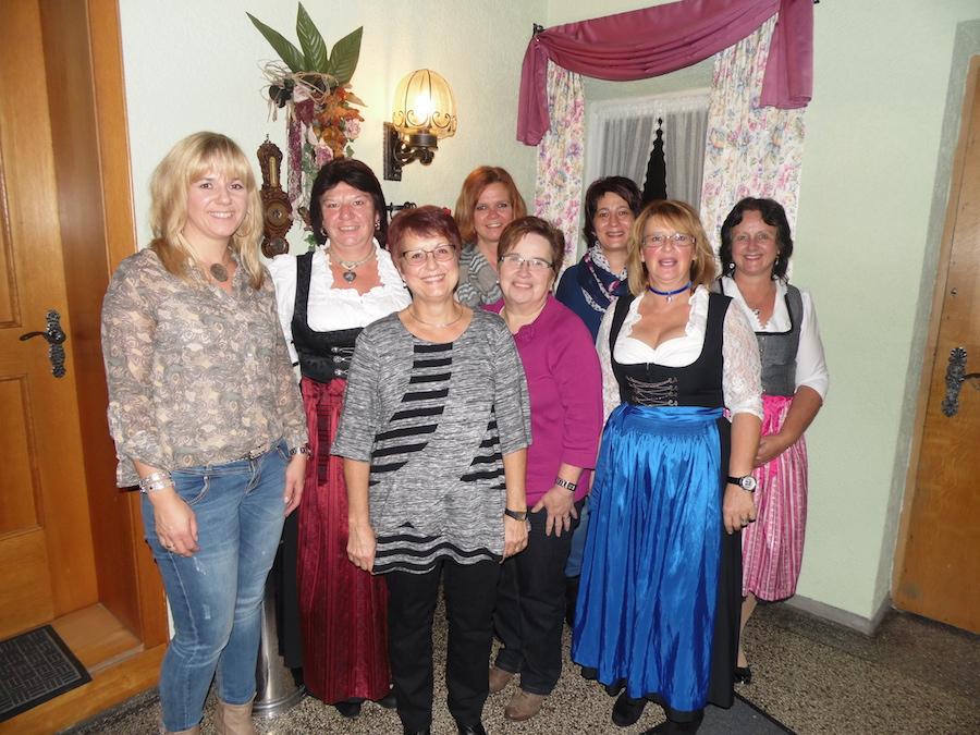 OA-Frauen/Vorstandschaft