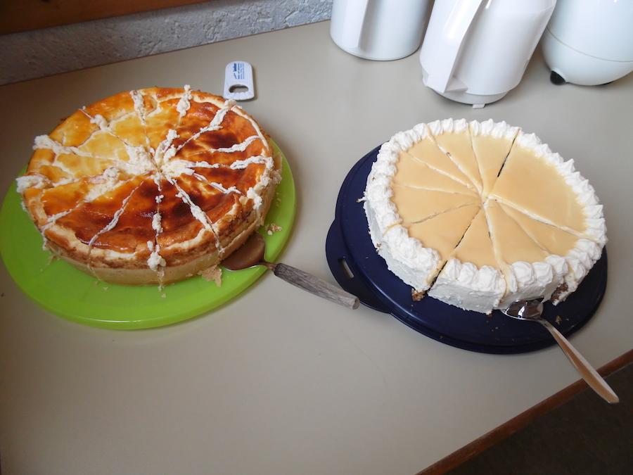OA-Seniorennachmittag mit Kuchen