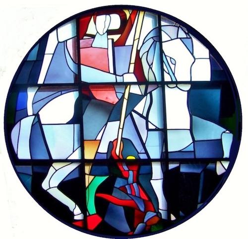 St. Georg Rosette