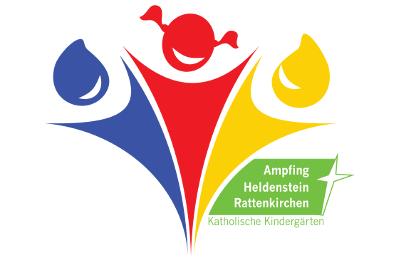 Logo Kindergärten Pfarrverband Ampfing