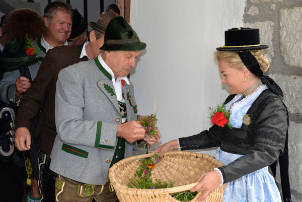 Erntedank Weißbach