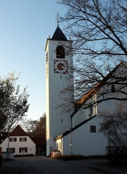 Kirche Schwarzau