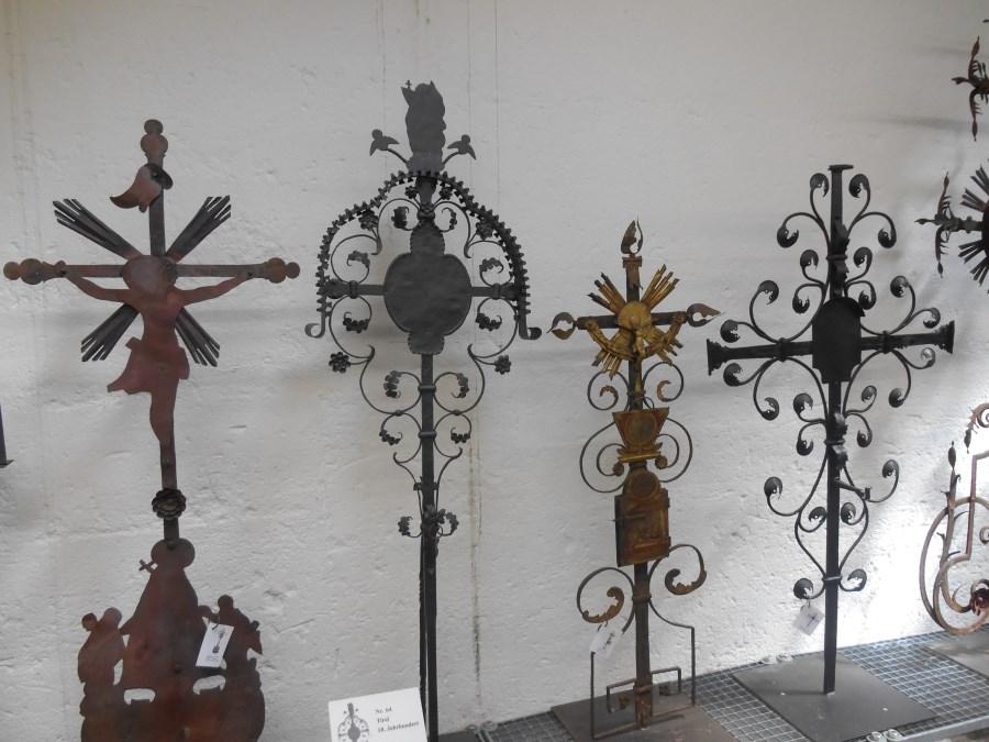 Grabkreuzmuseum Ebersberg