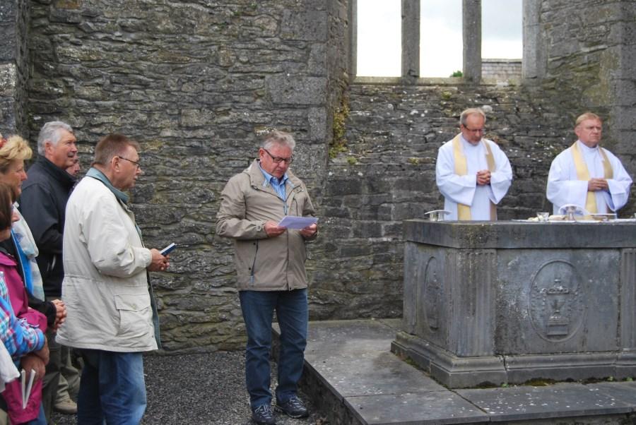 Irland Gottesdienst