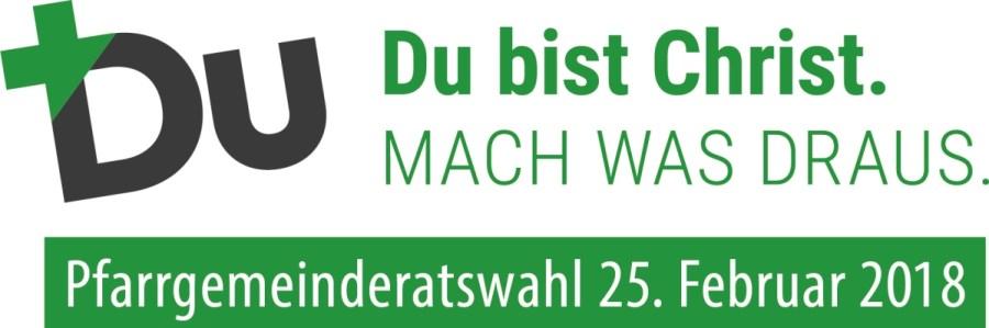 Logo PGR-Wahl 2018 mit Datum