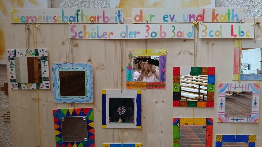 Ökumenisches Schulprojekt zum Lutherjahr