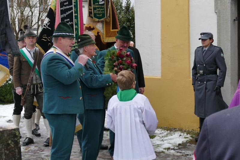 Volkstrauertag Gerhard