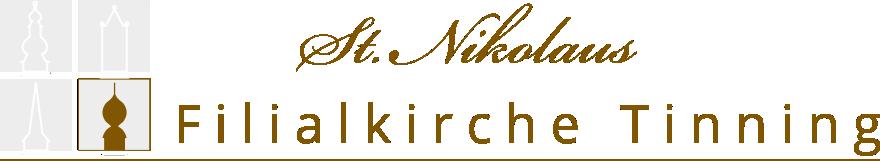 Header Filialkirche St. Nikolaus Tinning