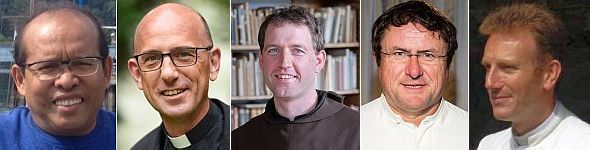 Leitende Priester 2017