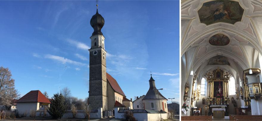 Kirche St. Thomas Oberfeldkirchen