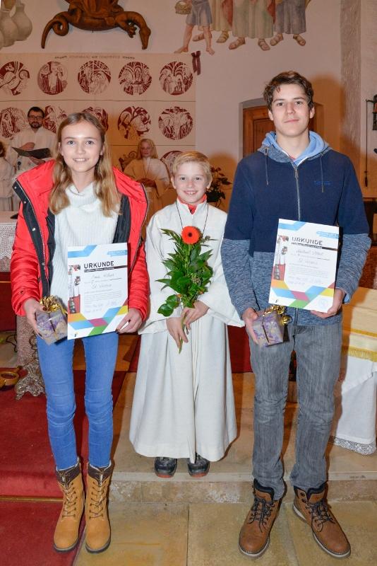 von li Anna Holzner, Felix Euringer, Michi Vötterl