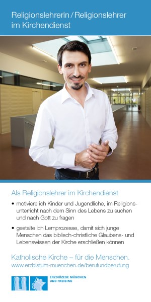 Religionslehrer-in