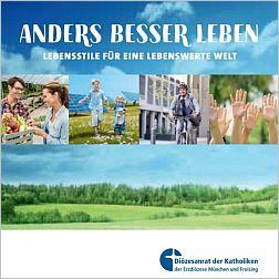 """Broschüre """"Anders besser leben"""""""