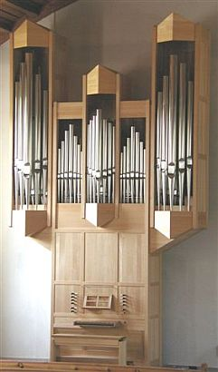 Altlochham Orgel