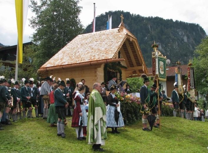 Gautrachtenfest Inzell 2007