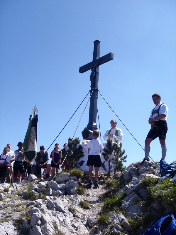 Gamsknogl Kreuz