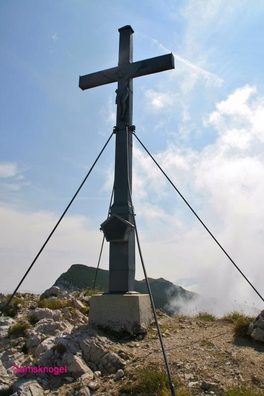 Kreuz Gamsknogl